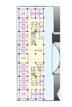 介護老人福祉施設(特別養護老人ホーム)パース